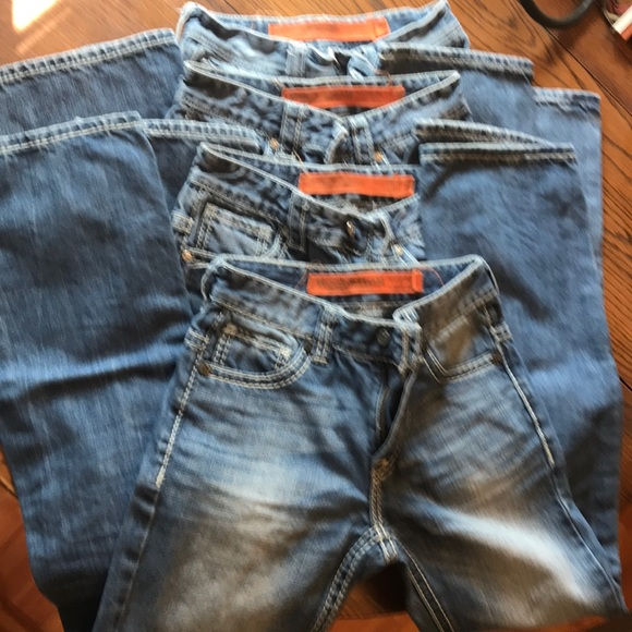 rock \u0026 roll cowboy Jeans | Boys Rock
